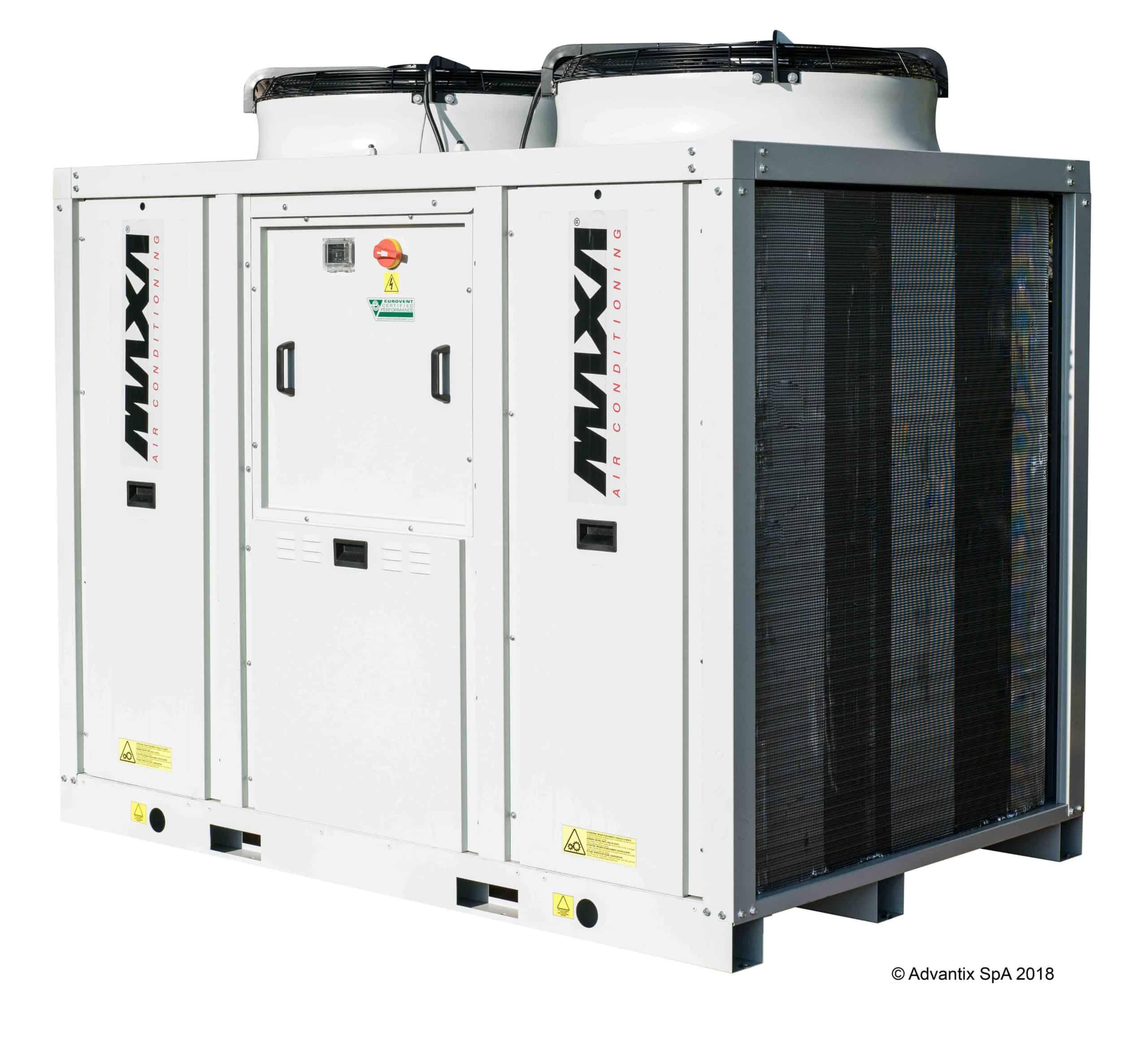 60-125 kW R410A